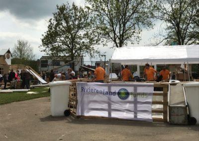 2017 Oranjevereniging Wilhelmina Meerkerk